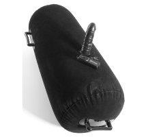 Надувная подушка с виброфаллосом Inflatable Luv Log