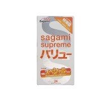 Ультратонкие презервативы Sagami Xtreme SUPERTHIN - 24 шт