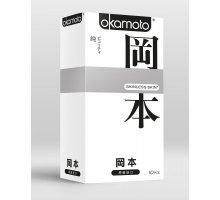 Презервативы OKAMOTO Skinless Skin Purity - 10 шт