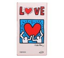 Презервативы Sagami LOVE Keith Haring - 12 шт