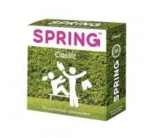 Классические презервативы SPRING CLASSIC - 100 шт