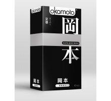 Презервативы OKAMOTO Skinless Skin Super ассорти - 10 шт