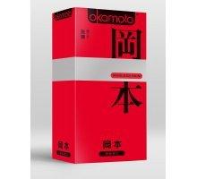 Ультратонкие презервативы OKAMOTO Skinless Skin Super thin - 10 шт