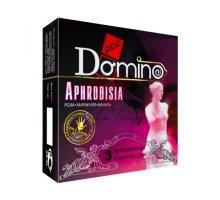 Ароматизированные презервативы Domino Aphrodisia - 3 шт
