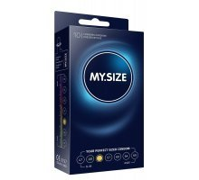 Презервативы MY.SIZE размер 53 - 10 шт