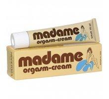 Возбуждающий крем для женщин Madame Orgasm - 18 мл