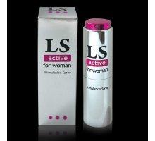 Спрей-стимулятор для женщин Lovespray Active Woman - 18 мл