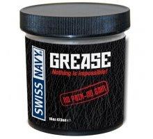 Крем для фистинга Swiss Navy Grease - 473 мл