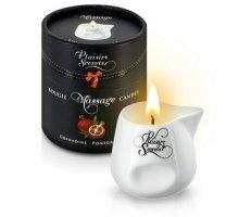 Массажная свеча с ароматом граната Bougie de Massage Gourmande Grenadine - 80 мл