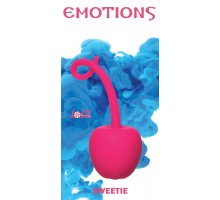 Стимулятор-вишенка со смещенным центром тяжести Emotions Sweetie
