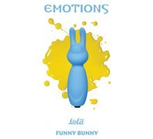 Мини-вибратор Emotions Funny Bunny